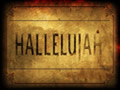 Hallelujah For The Cross [Lyric]