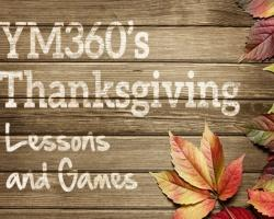 Free Thanksgiving Bible Study Lessons and Games