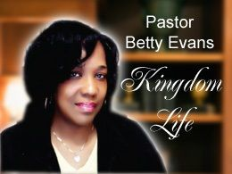 God's Plan For You with Pastor Betty Evans