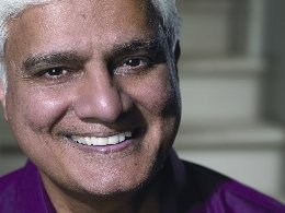 Let My People Think with Ravi Zacharias Photo
