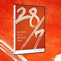28/7 Audio CDs: Daily audio devotional from Joel Osteen