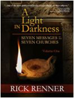 """""""A Light in Darkness: Seven Messages to the Seven Churches"""" Book"""