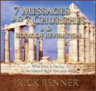 """7 Messages to the 7 Churches in the Book of Revelation"" CD Series"