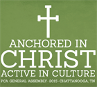 2015 PCA General Assembly Schedule