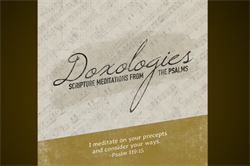 Doxologies Scripture Meditation CD