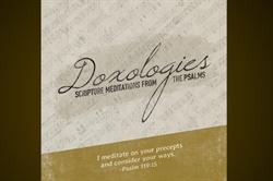 Doxologies Scripture Meditation CD