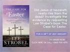 The Case for Easter by Lee Strobel