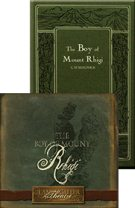 The Boy of Mount Rhigi Package Book and CD