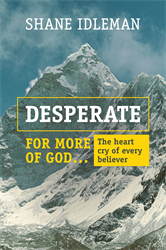 Desperate for More of God - Book