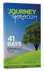 A Journey to Generosity: 41 Days to a Generous Life