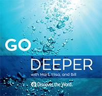 Go Deeper CD