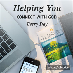 Our Daily Bread Subscriptions