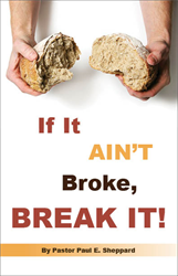 If it Ain't Broke, Break It! (booklet)