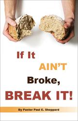 If it Ain't Broke, Break It! (booklet)