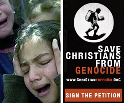 Act Now to Save Christians from Genocide