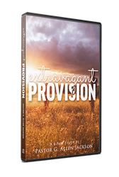 Discover God's extravagant provision for you!