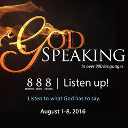 God Speaking