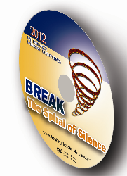Break the Spiral of Silence DVD