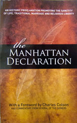The Manhattan Declaration