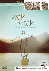 Walk the Talk DVD: Next Steps for Christian Discipleship