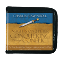 Insights on 2 Peter&amp;#58; Conquering Through Conflict CD series