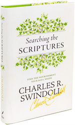 Searching the Scriptures: Find the Nourishment Your Soul Needs
