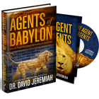 Agents of Babylon Book - Presale