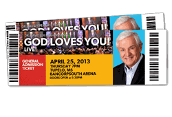 An Evening With David Jeremiah Tickets