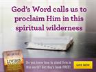 God's Word Calls Us...