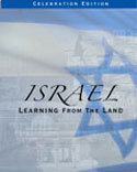 Israel-Learning from the Land