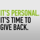 It's Personal. It's Time To Give Back Collection 2