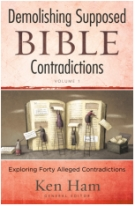 &amp;#34;Demolishing Supposed Bible Contradictions, Volume 1&amp;#34;