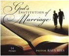 """God's Institute of Marriage"" CD"