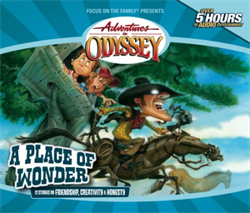 Adventures in Odyssey ® #15: A Place of Wonder