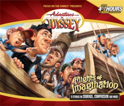 Adventures in Odyssey® #16: Flights of Imagination