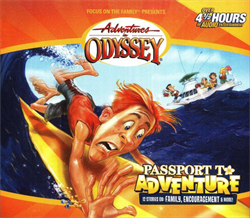 Adventures in Odyssey® #19: Passport to Adventure