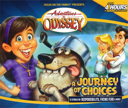 Adventures in Odyssey #20: A Journey of Choices