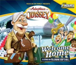 Adventures in Odyssey Album #28: Welcome Home!