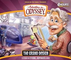 Adventures in Odyssey Album #56: The Grand Design