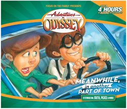 Adventures in Odyssey Album #14: Meanwhile, in Another Part of Town