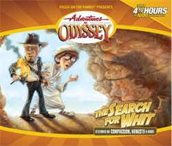 Adventures in Odyssey Album #27: The Search for Whit