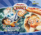 Adventures in Odyssey® Gold Audio Series #1: The Adventure Begins: The Early Classics