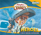 Adventures in Odyssey&amp;#174; Gold Audio Series &amp;#35;3&amp;#58; Heroes&amp;#58; and Other Secrets