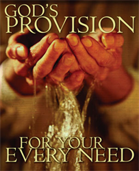 God&amp;#8217;s Provision for Your Every Need