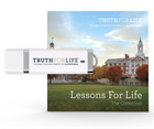 Lessons For Life: The Collection on a USB