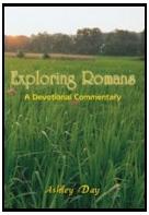 """Exploring Romans: A Devotional Commentary"" Book"