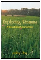 """Exploring Romans: A Devotional Commentary"" Book"