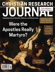 Christian Research Journal