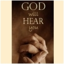 """God Will Hear You"" Booklet"