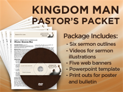 Free Kingdom Man Sermon Kit